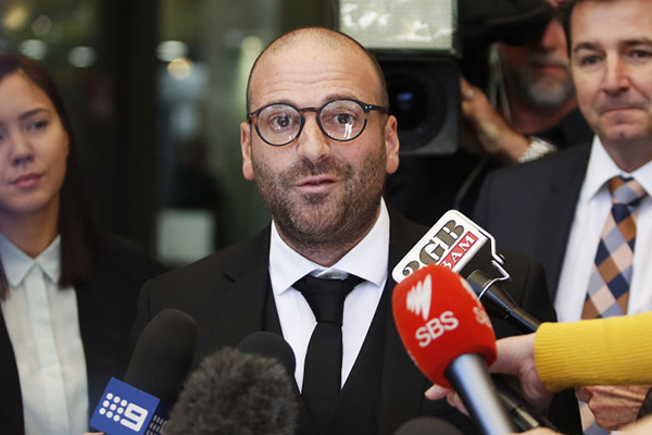 Article image for George Calombaris 'driven out of business' by unions and government