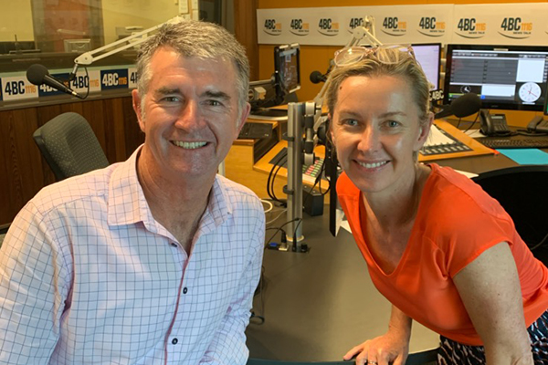 Queensland Opposition hits out at Premier for 'politicising' coronavirus