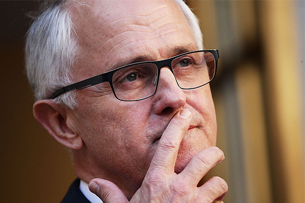 Nationals MP claims Malcolm Turnbull's new book has 'defamatory allegations'