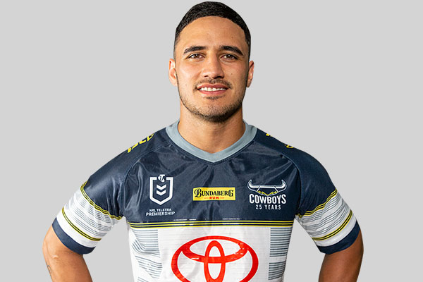 Article image for The NFL style preparation Valentine Holmes is looking to bring back to the NRL