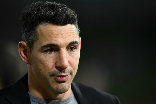 Article image for 'They'll do everything to play': Billy Slater supports the NRL's coronavirus strategy