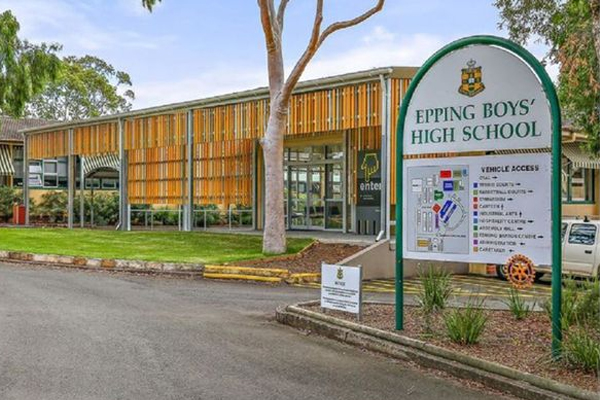 Article image for High school closed after student contracts coronavirus