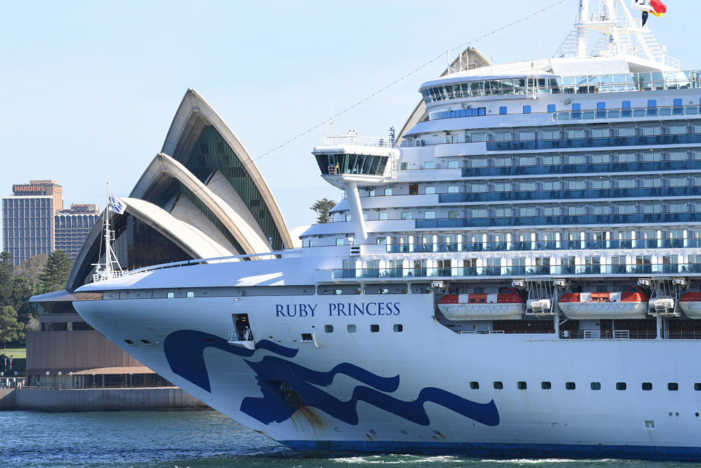 Article image for Ruby Princess: NSW Health accused of endangering workers