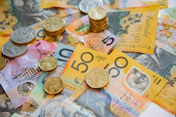 Australian government to introduce a scalable stimulus package