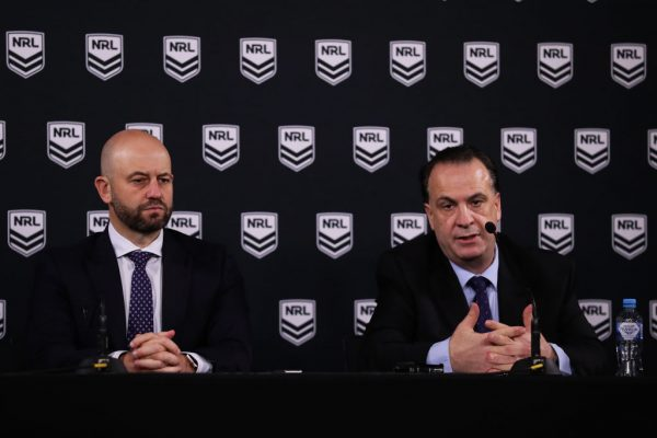 NRL the latest victim of COVID-19
