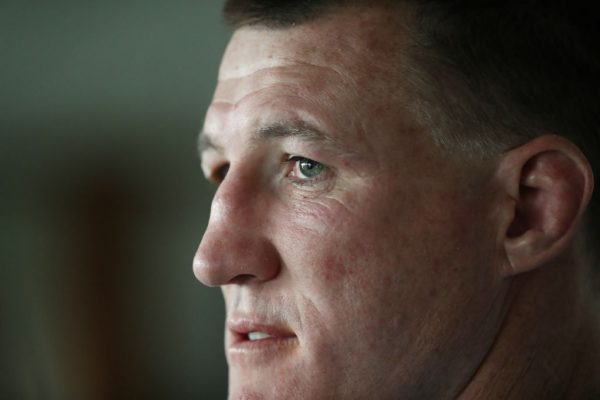 Article image for Paul Gallen backs NRL player lockdown during coronavirus pandemic