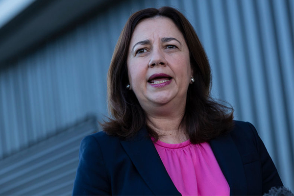 Queensland under fire for 'ludicrous' decision to close borders