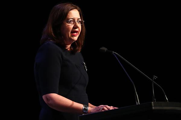 Queensland Premier seeking federal advice on mass gatherings