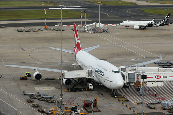 Qantas to suspend all international flights, stand down two-thirds of staff