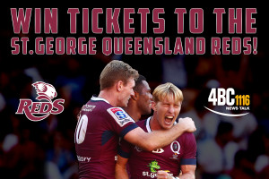 Win Tickets to the St.George Queensland Reds (Postponed)