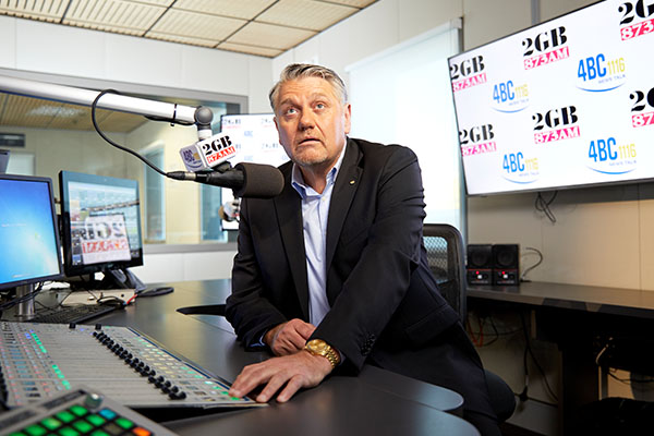 Article image for 'Lock the little bludgers up!': Ray Hadley blasts QLD justice system