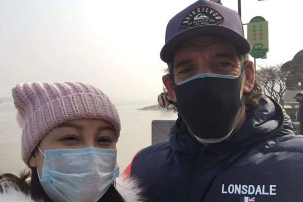 'I tried my hardest to get there': Aussie in Wuhan recalls desperate scramble to get back home