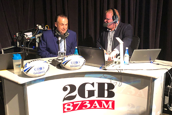 Article image for Peter V'Landys tight-lipped on Todd Greenberg's unclear future