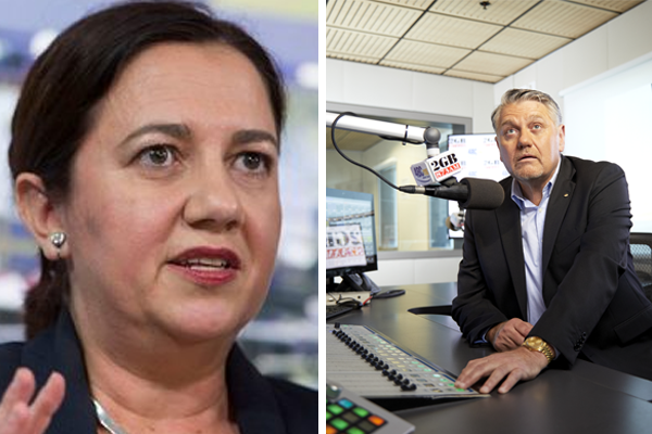 Article image for Ray Hadley blasts Queensland Premier over decision to hold elections