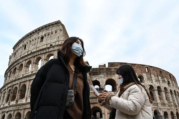 Article image for Senator calls for travel ban on Italy as coronavirus worsens