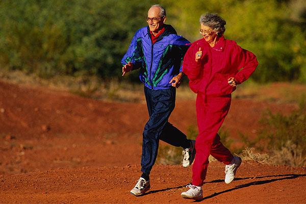 Seniors encouraged to exercise more, motivation biggest barrier