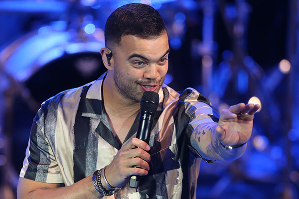 Guy Sebastian performs live from self-isolation