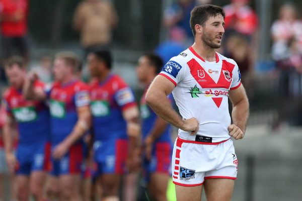 Billy Slater says Ben Hunt must 'take control' of  Dragons in 2020