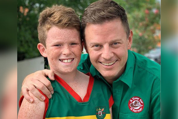 Article image for Ben Fordham stops coronavirus from destroying 11yo's 'trip of a lifetime'