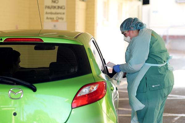 Health Minister says Australia at global forefront of coronavirus testing