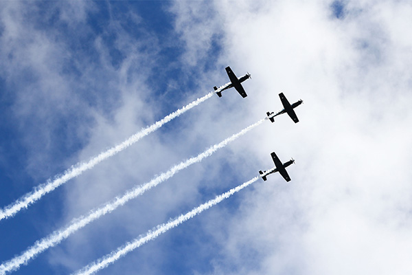 Article image for 'This is getting a little bit silly now': ANZAC Day flyovers refused exemption