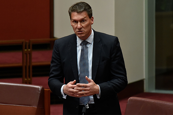Cory Bernardi backs investigation into China amid warnings of boycott