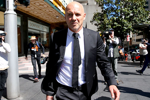 Article image for EXCLUSIVE | Former top cop Gary Jubelin 'devastated' by criminal conviction