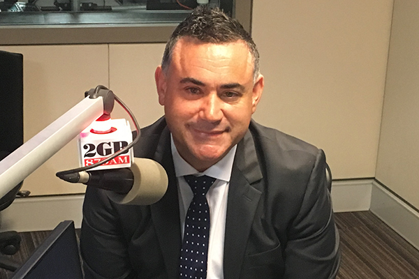 John Barilaro increasingly confident of May 28 return for NRL