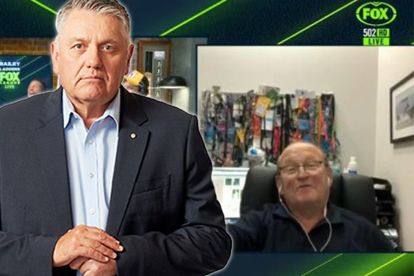 Article image for The true story behind Ray Hadley and Phil Rothfield's stoush