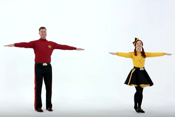 The Wiggles release a new 'Social Distancing' song