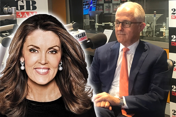 Article image for EXCLUSIVE | 'A reprehensible human being': Peta Credlin tears into Malcolm Turnbull over memoir
