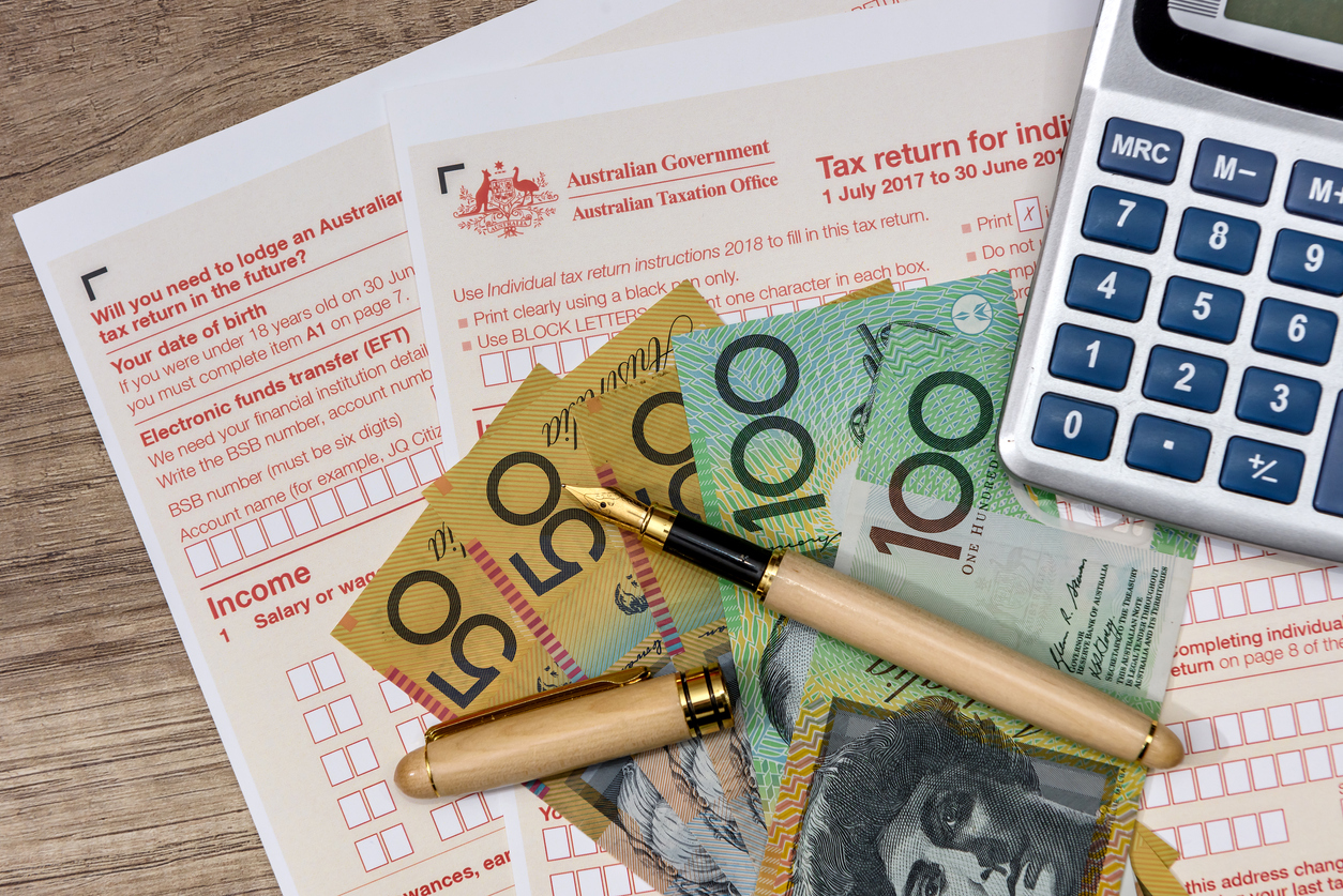 New tax shortcut for Australians working from home