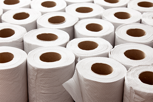 Politician caught bulk-buying toilet paper – but he has a great excuse