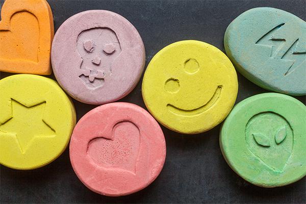 Sydney revealed as Australia's MDMA hotspot