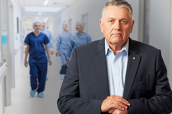 Article image for 'These people are heroes': Ray Hadley encourages public to call out attacks on nurses