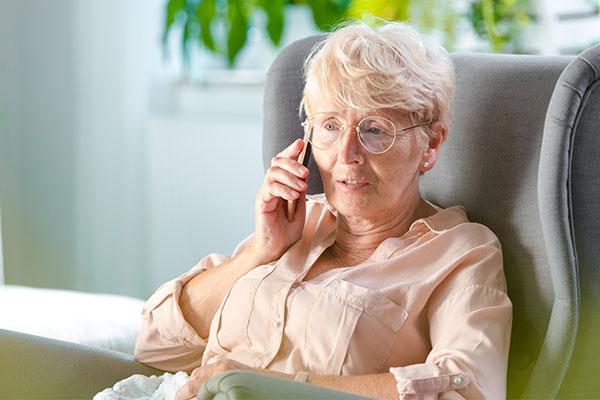 Welfare checks for older Australians