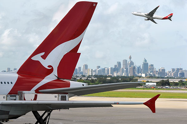 Qantas becomes international groundbreaker with new travel condition