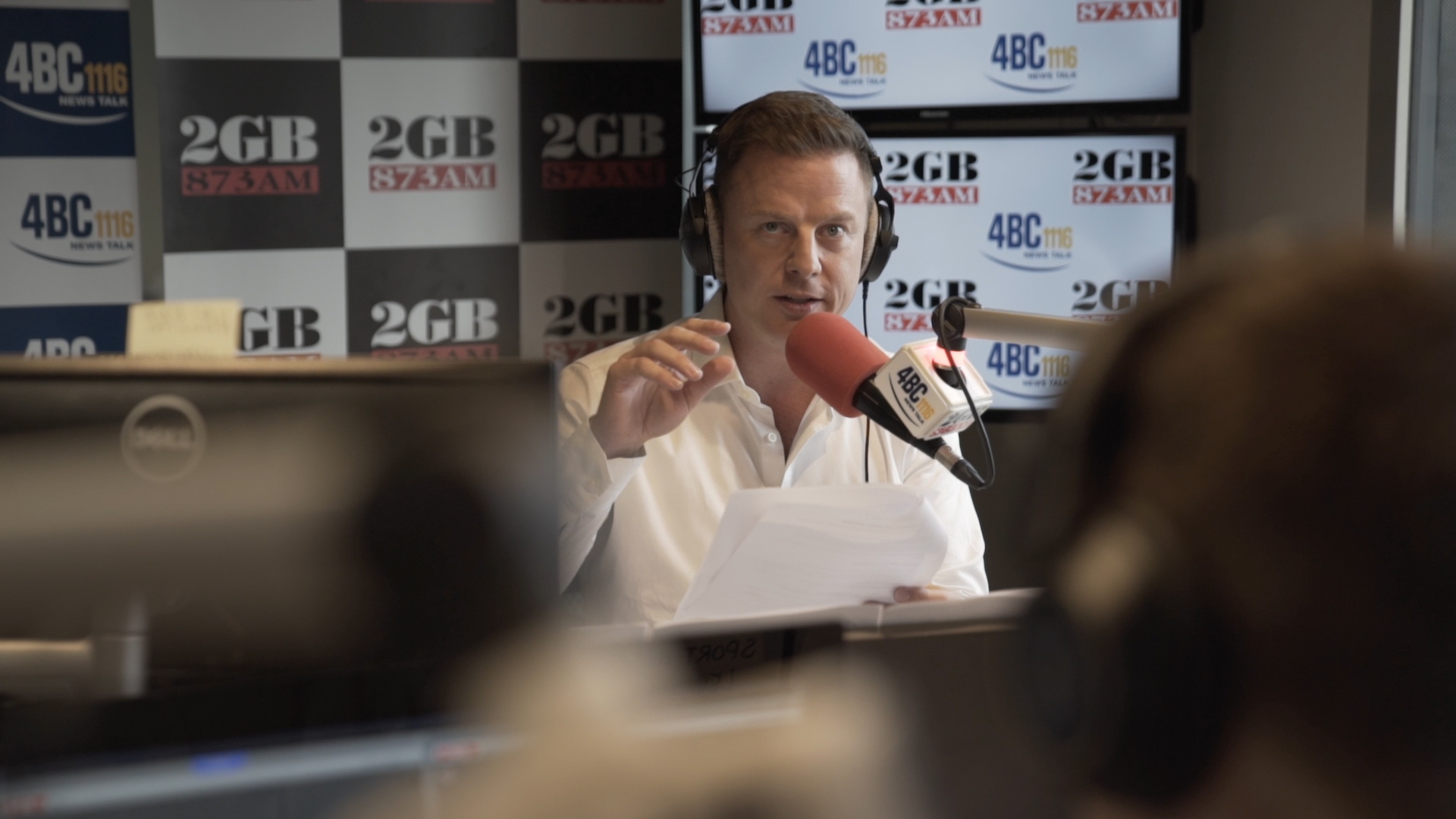Article image for Local breakfast program for 4BC, Ben Fordham to host 2GB breakfast