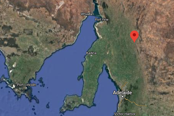 Article image for 'I was just screaming': Earthquake hits South Australia