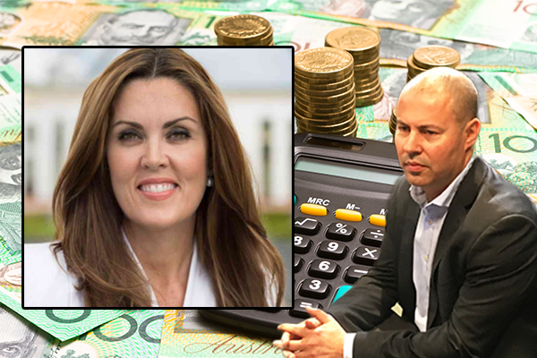 Article image for Peta Credlin calls on government to 'bank the win' from JobKeeper bungle