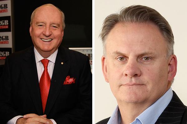 Mark Latham hails Alan Jones' 'phenomenal' charity work