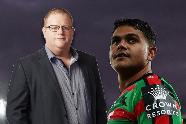 'Spare me the sob story': Mark Levy fires up over Latrell Mitchell saga