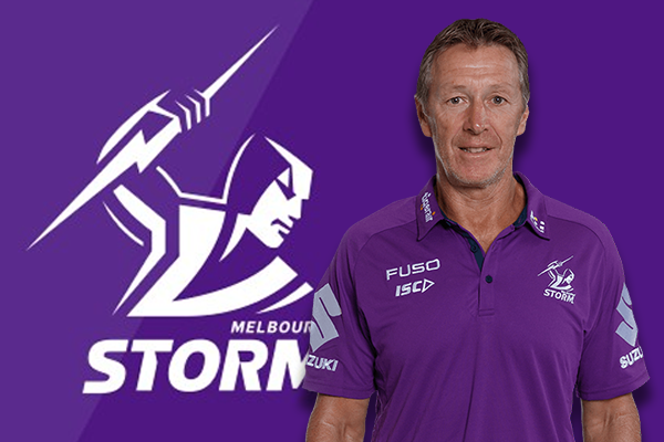 Article image for 'I've gotten used to it': Melbourne Storm coach dismisses wrestling accusations