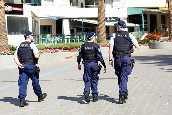 Indigenous cop asks politicians to stay out of police business