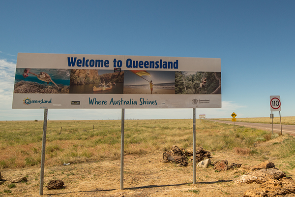 Article image for 'Completely unacceptable': High court action to open QLD borders