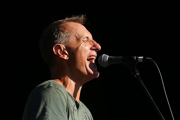 Article image for Aussie rocker James Reyne releases new album