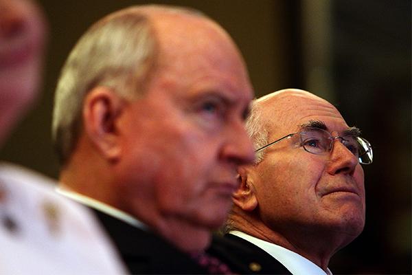 John Howard calls in to thank Alan Jones