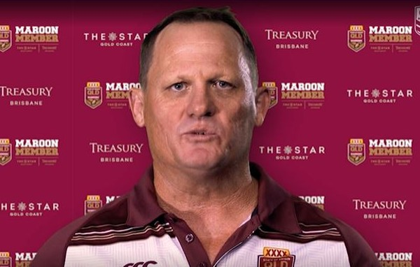 Article image for Wally Lewis endorses Kevin Walters as future Broncos coach