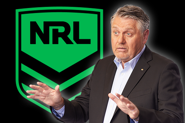 Article image for Ray Hadley condemns NRL referees' 'ego trip'