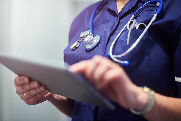 'High-risk time': Healthcare workers exhausted, running on empty